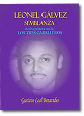 Leonel Gálvez - Semblanza